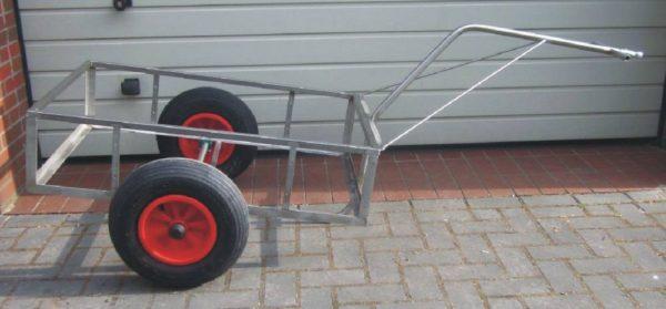 handwagen fahrradanh nger bollerwagen metallwerk friesland. Black Bedroom Furniture Sets. Home Design Ideas